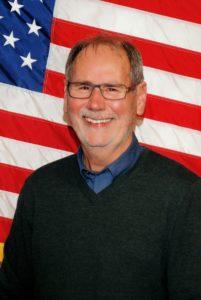 Board President Larry Meek