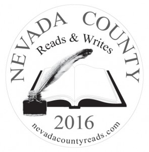 Nevada County Reads Logo 2016