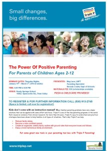 Triple Parenting Flyer
