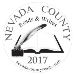Nevada County Reads & Writes Logo