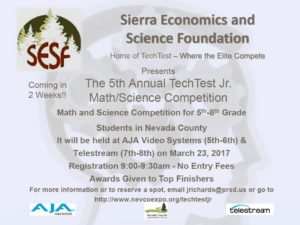 SESF Math/Science Competition