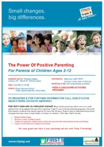 The Power of Positive Parenting - Ready Springs